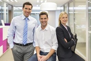 Image of a human resources team.