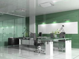 modern office arrange office furniture