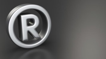 The R in a circle symbol signifies a trademark registered with the federal government.