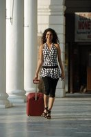 Weigh luggage ahead of time to avoid fees for extra weight.