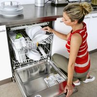 Prevention often is the key to removing dishwasher residue.