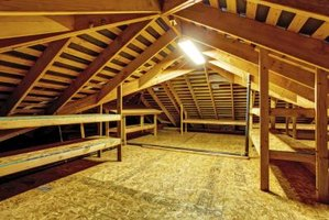 What Size Plywood For An Attic Floor Ehow