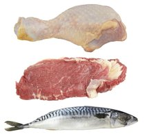 Animal products are the top sources of zinc.