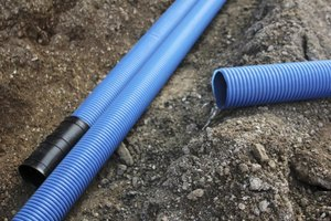 What Types Of Pipes Are Used For Underground Water Supply