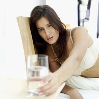 By the time a hangover appears, most of the alcohol has left your blood and your breast milk.