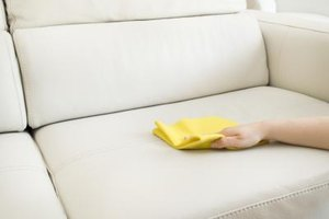 How To Remove Oil Stains From A Microfiber Sofa Ehow