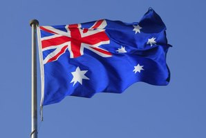 Avoid wearing the Australian flag, as it could be considered disrespectful.