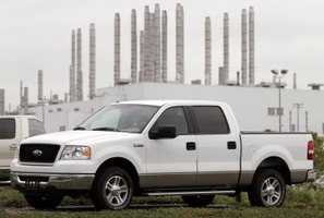 The 2006 Ford F-150 was available in more than 50 trim levels.