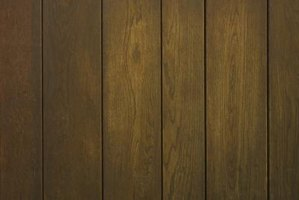 How to Stain & Seal Wood Garage Doors