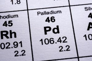 Melting palladium is pretty easy, if you know how to do it.
