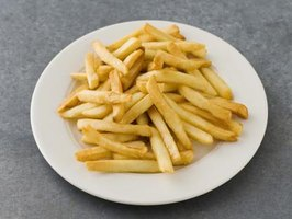 Crispy french fries are within every cook's grasp with the right cook time.