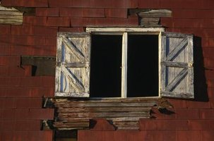 How to Make Wooden Barn Shutters