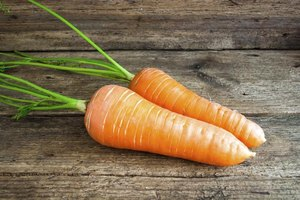 Carrot plants need special treatment to yield seeds, which aren't in the edible, usually orange taproots.