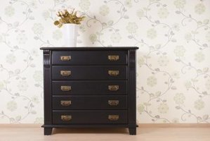 A dresser is a personal piece of furniture requiring attention paid to its dimensions.
