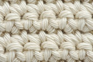 Single crochet stitch.