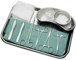 How to Set Up Surgical Instruments