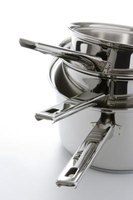 Keep your stainless steel cookware as clean as possible for best cooking results.
