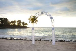 The United States is home to a number of exceptional wedding venues, such as Amelia Island, off the coast of Florida.