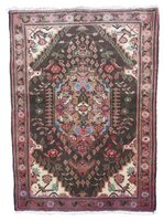 The region where a Persian rug was made, in addition to its materials and design, help to determine its value.