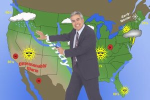 How to Draw a Frontal Boundary on a Weather Map