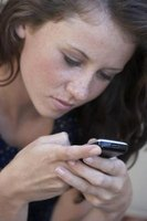 Teens may develop tendonitis of the thumb from texting.