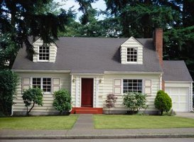 Dormers add interest to your home.
