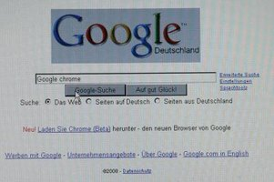 Google leverages its search prowess with the Google Chrome Web browser.