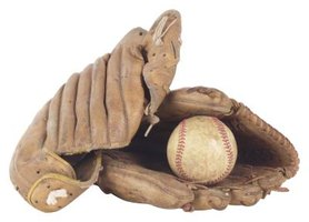 Storing a baseball in the pocket when not in use is the best way to form a pocket in a baseball glove.