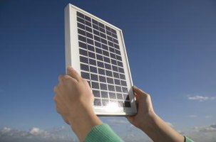 Solar panels are a great way to reduce your impact on the environment.