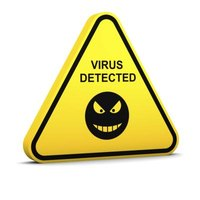 Disabling your anti-virus program increases your risk of getting malware.