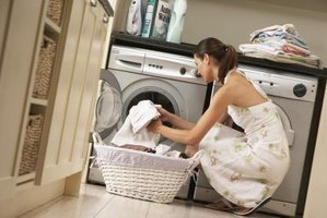 Overloading the washer will make it work harder and shorten its lifespan.