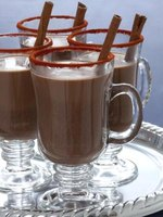 Make fresh hot chocolate with the Mr. Coffee Cocomotion.