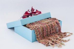 Fringe adds length and flow to the ends of any knit or crochet scarf.