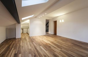 Consider the advantages and disadvantages before choosing a type of hardwood.