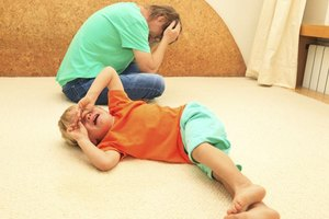 Temper tantrums can fray the nerves of the most patient parent.