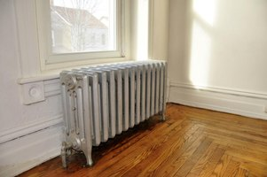 Types of home heating radiators ehow for Types of home heating