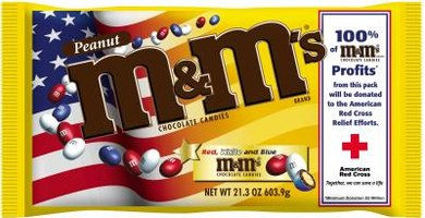 M&M's fans can design their own M&M's character.