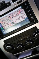 How to Update the Navigation System on a Range Rover