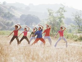 Tai chi is an appropriate exercise for individuals at many fitness and ability levels.