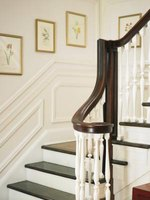 Winder stairs are built to fit their surroundings.