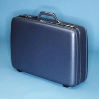 Use a cardboard carrying case instead of a hard-bodied case when transporting lightweight items.