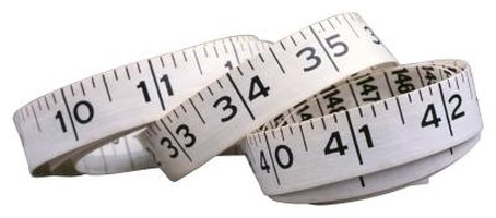 Taking accurate measurements allows you to calculate trim yardage with a minimum of waste.