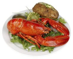 You can cook a lobster tail without much advance preparation.