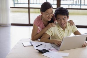 Online banking lets you accomplish most major banking activities from home.