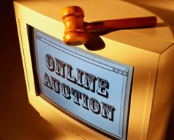 Federal government surplus auctions are conducted online.