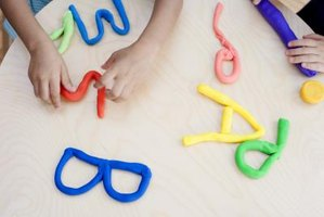 Play dough is enjoyable for all ages, and is easy to make at home.