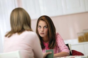 Learning to choose your battles can help you avoid many fights with your teen daughter.