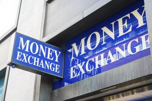 Foreign exchange markets allow traders to buy and sell currency.