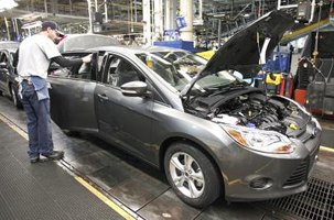 Ford Focus Factory Recall Information