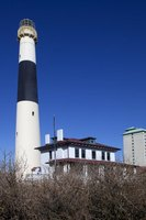 The Absecon Lighthouse and Museum is a perfect rainy-day trip.